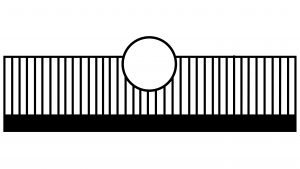 simple and timeless gate designs