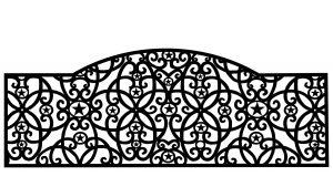 stargazer, artwork gate, intricate details