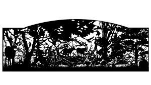 forest gate entrance