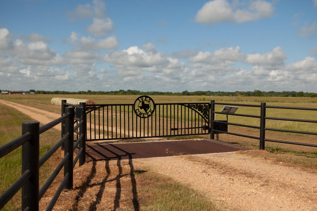 motorized fence company