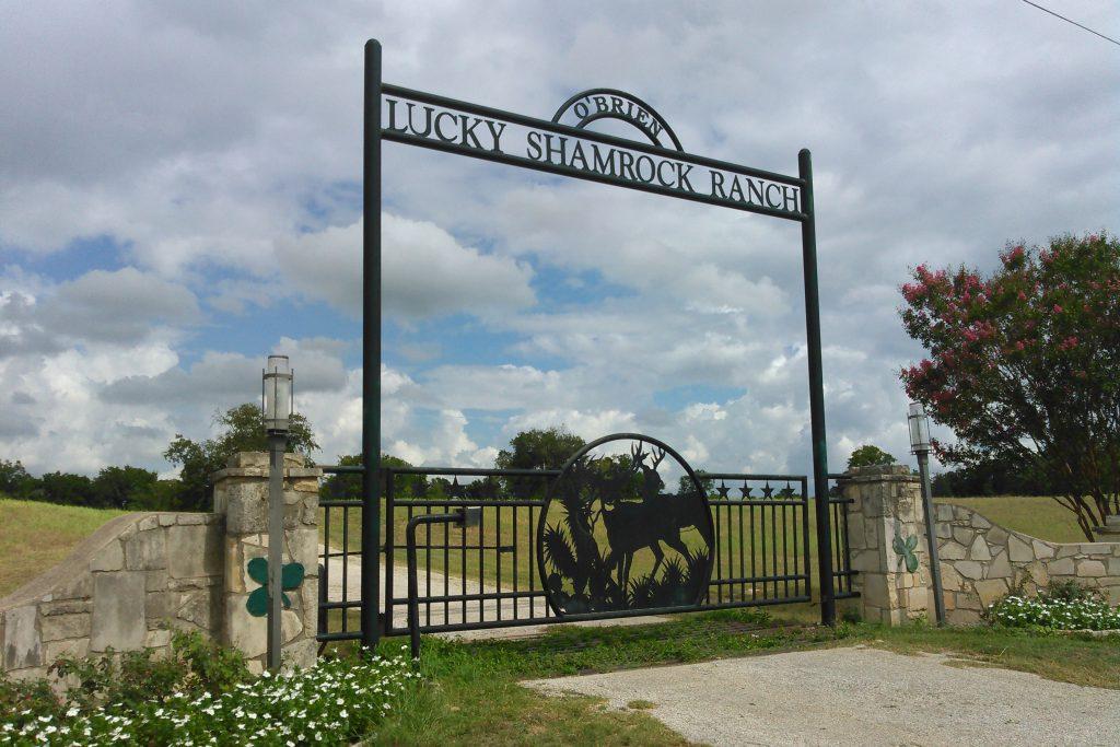 driveway gates near me - ranch gates